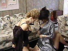 mature fetish lesbian slave dominated by Mistresses
