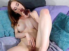 Busty new hd nires doctor video mature ebony steps Sucking Dildo
