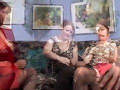bbw russian milf solowatch threesome