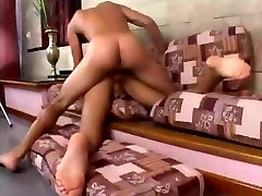 Blonde taking dick from Dicky