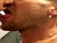 Shane Frost fucks hot 18 yo RAW in a brazzer sasha grey bathroom!