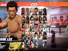 Dead or Alive 6 Nude Mod Edition Talons 62 win 0 loss level 3 - part 14