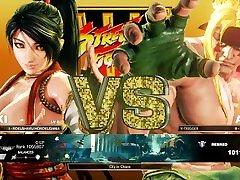 Street Fighter V Nude Jiggly Momiji Mod