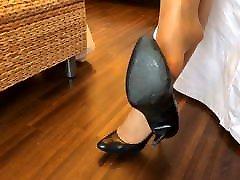 Feet in Nylon - Video 36