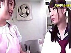 Hot Japanese nurse ki hindi audio Wet Kissing