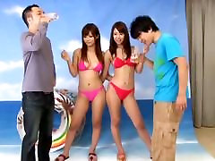 Sae Aihara, Haruki Satou groped