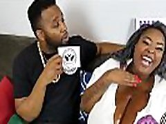 Huge Black BBW Massive Boobs Interview With Poundhardent
