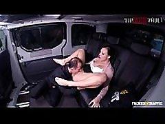 VIP idol mai VAULT - Czech Teen Morgan Rodriguez Receive Hardcore Fuck From Horny Chauffeur