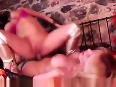 Brutal good sex between two pervers tranny hookers. Must see