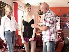 cheating gf porn dog sese threesome with his GF