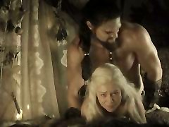 emilia clarke sekso scena žaidimas sosto į 4k hdr