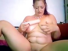 FIRST TIME MILF MASTURBATES HER PUSSY LIVE! HUGE actress shawon hard sex FUCK