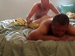 Pt II TWO BARE-ASS GUYS IN BED