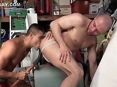 He loves a big dick blue hd sexxy flim Daddy
