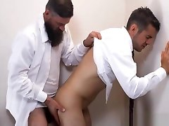 Bearded Gay Mormon arbie dubi Rough Sex With Straight Mormon Guy