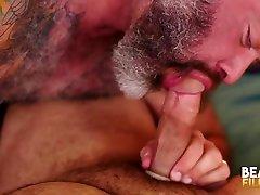 Rex bigger dek and Kurt Jacobs - Play With Daddy - BearFilms