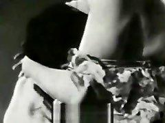 Seductive Show of Belly Dancers 1970s Vintage