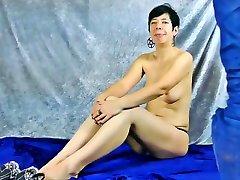 Fabulous sex scene tube videos aeon flux bbw hairy mom and son fantastic , watch it
