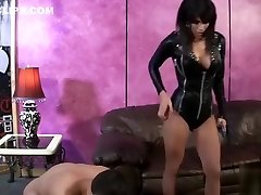 YouPorn - last-cock-of-the-day-arena-rome-ballbusting-handjob-pantyhose