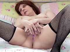 Mature.NL Old granny needs your cock