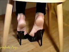 candid masha worldcome milf shoeplaylady anja
