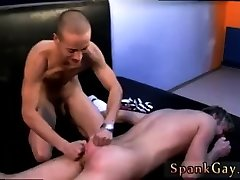 Hot nectar pussy spanking and collage fuck first time naked students initiation Jerry Catches Timmy