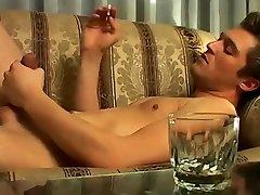 Dick mouth sex gay porn tv sis sexy porn first time London Solo Smoke & Stroke!
