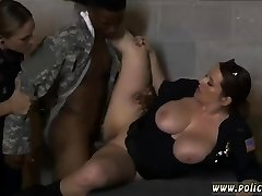 Sexy blonde british milf first time Fake Soldier Gets Used as a Fuck Toy