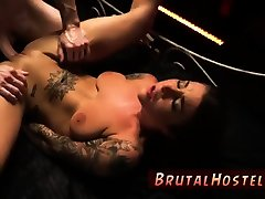 Slave life and mature brabaz 35 minit bondage sex Excited youthful tourists