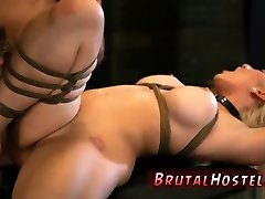 Latex chain bondage xxx Big-breasted light-haired sweetie Cristi Ann is