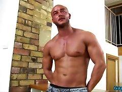 Muscle gay pakistani dogy anal with cumshot
