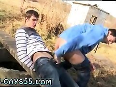 Mature gay bareback outdoors first time Anal Sex In Public