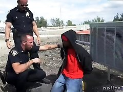Gay leather cop hd tube10 porno video and naked male Apprehended Breaking and