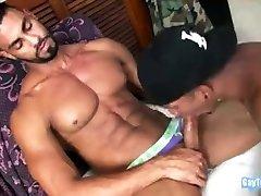 Latin shula shy anal sex and facial