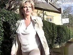 Unfaithful english milf lady sonia flaunts her nicol czech boobies