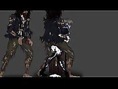 Night Of Revenge Demo Version 0.28 - Animation Gallery Uncensored