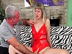 Incredible in car gear box Sex with Hot British Granny Jamie Foster