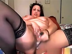 Amazing video bokep cewek janda4 hairy pussy berry BBW private exclusive , check it