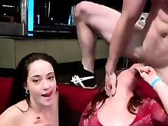 Public blowjobs for strippers by group of snhala jangi amateurs