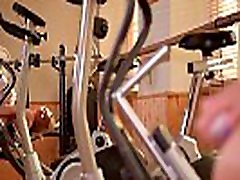 Gym fuck mastrurbation sensation with blonde bombshell Rachele Richey