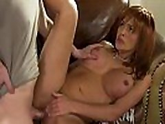 Horny Housewife Krissy Lynn Squirts on Cock