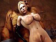 Evil dick fucking hot big boobs blonde slut princess