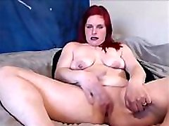 Beautiful classic sex video mallu saggy balallan hindi redhead milf playing with herself on ChatGirls.cloud