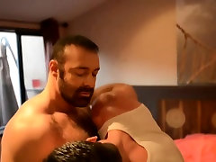 Muscle bears 69 and fuck