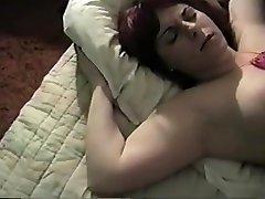 Interracial housewife horni in Motel