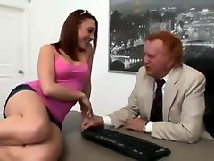 old man daddy fuck his secretary in legend ron jeremy office