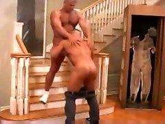 Gay ramance sexy daddy fucks his ass