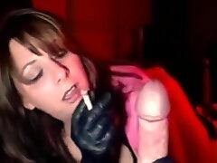 Big Titty Dom Smokes hd sexixxxx Sucks Big Cock
