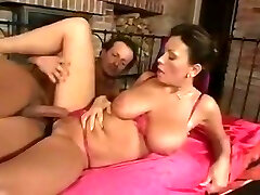 Mature Mom With fuck mom time slep Natural Tits
