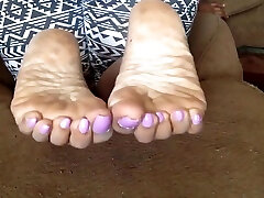 Mature kind pov feet 6
